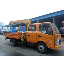 KAMA  2-3.2 tons crane lifting truck