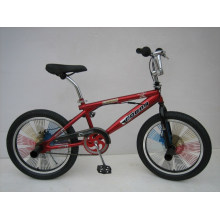 """Bicicleta de Freestyle com Estrutura de Aço de 20 """"(FS2052)"""