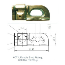 Double Stud Fitting, Truck Hooks, Trailer Part, Truck Part (FE-TH004)