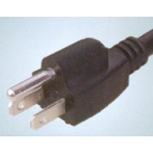 USA UL AC Power Cords 10-15A/125V