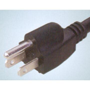 USA UL AC Power Cords 10-15A/125V