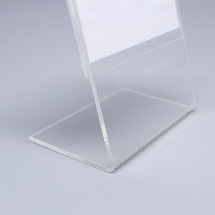 Small Lucite Stands