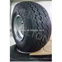 china fábrica de pneus 18x8.5-8 pneu de carro de golfe com aro preço barato