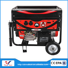 5kw gasoline power generator without engine 220V