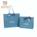 Recyclable Luxury Style Printed Gift Custom Shopping Paper Bag with Your Own Logo Design