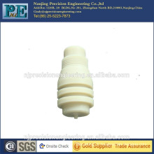 High grade customized CNC turning plastic parts