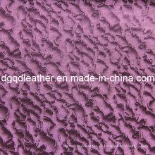 Cuero de muebles de decoración superventas (QDL-51371)