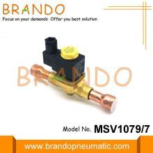 Válvula Solenóide de Refrigeração de Pistão MSV-1079/7 de 7/8 ''