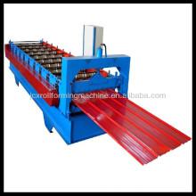 Aluminum IBR roll forming machine /aluminum panel forming machine