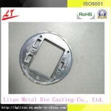 Liga de alumínio fundição partes de uso doméstico de tampa