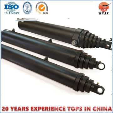 Parker Type Full Set Hydraulic Cylinder for Tractor Trailer