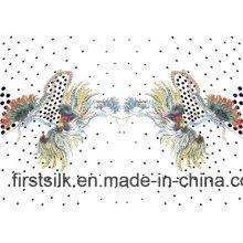 2015 Nouveautés Estampes numériques disponibles 12 Tissus en soie
