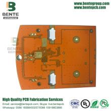1oz PCB FR4 Tg150 Prototype PCB ENIG 2U