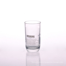 Decal Printing Water Glass Cup