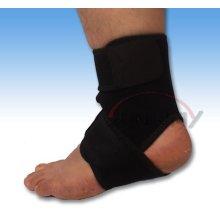 Protector suave y elástico del tobillo del neopreno con el gancho y el lazo (NS0008)