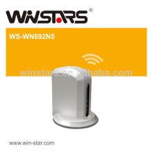 Adaptateur USB sans fil 2,4 ou 5 GHz à bande large sans fil de 450 Mbps, prend en charge le mode ad hoc et l'infrastructure