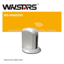 Dualband 450Mbps Wireless-N USB 2.0 wifi Adapter, suporta modo ad-hoc e infra-estrutura
