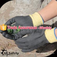 SRSAFETY 2015 лучшие перчатки из арамидного волокна с перчатками с перчатками с перчатками с покрытием
