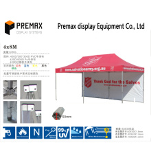 2016 Excellent Quality Promotional Aluminium Cheap Folding Tent