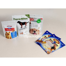 Plastic Packaging Bag, stand up pouch with zipper, pet  food packagin