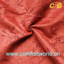 100% Polyester Jacquard Suede Sofa Fabric