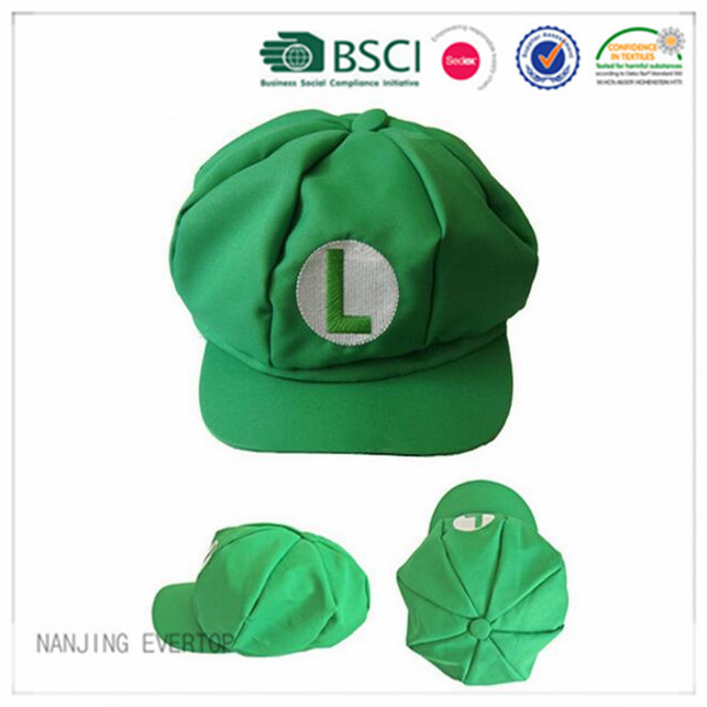 Kids Cute Colorful Octagonal Cap