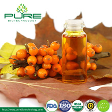 Solvent extraction bulk sea buckthorn seed oil