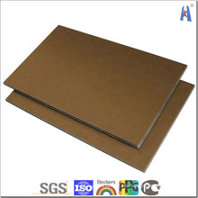 Megabond Aluminium Composite Sheet ACP para Revestimiento de Pared
