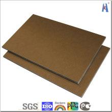 Megabond Aluminium Composite Sheet ACP pour revêtement mural