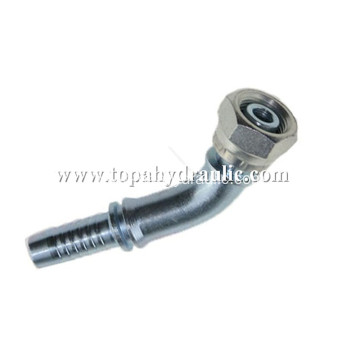 Stainless steel metric hydraulic hose pipe fittings