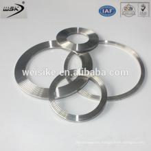 Estampación de la junta del anillo del acero inoxidable del weisike