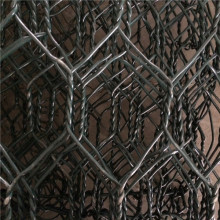 Hot-dipped galvanzied gabion mesh for corrosion production