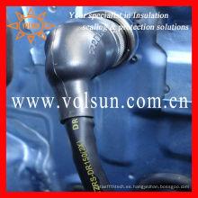 Tubo encogible de elastómero modificado resistente a diesel