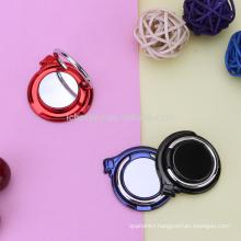 2018 Promotion Cute dog design mobile phone stand holder finger ring phone holder