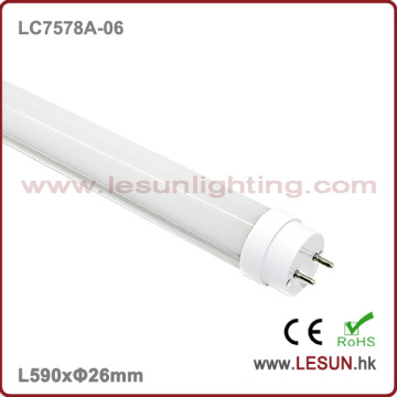 Lumière de tube de la qualité 10W 600mm LED T8 / lumière fluorescente LC7578A-06