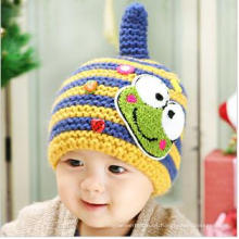 Gorro / gorro de punto hecho a ganchillo niños / Kid Crochet