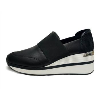 Ladies Summer Breathable High-heeled Sneakers