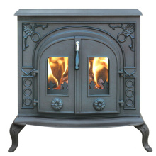 Wood Stove with Boiler, Wood Boiling Stove