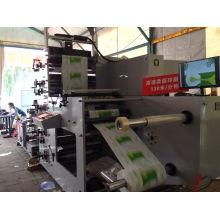 Máquina de impressão flexográfica 120m / Min Zb-650