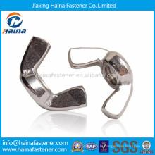 Aile à charnière en acier inoxydable DIN315 304