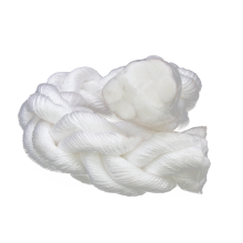 Wholesale Packing 3mm 5mm 8mm double braided polyester rope for boat