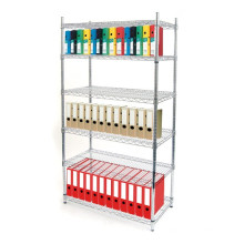 Ajustable DIY Metal Oficina de alambre Rack (CJ9035216A6C)
