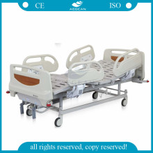 AG-BYS106 OEM hospital bed plastic material with available price