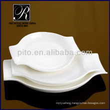 wholesale hotel ceramic plates PT-1637