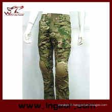 Gen 2 Style pantalon de Combat tactique avec genouillères
