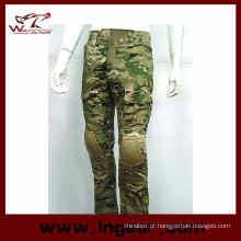 Gen 2 calças estilo combate tático com joelheiras