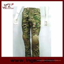 Gen 2 estilo táctico combate pantalones con rodilleras