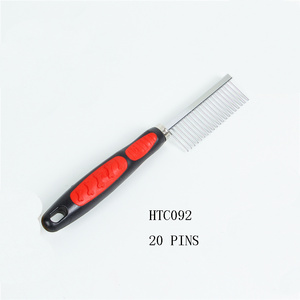 Easy dog grooming combs