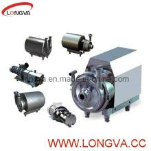 Pompes centrifuges sanitaires Ss316