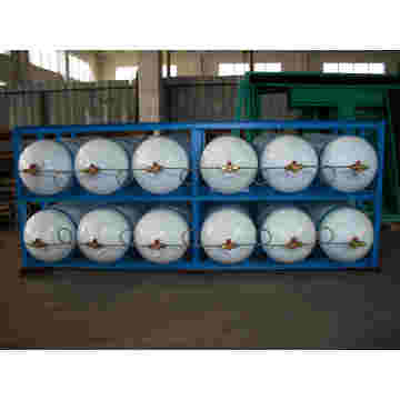 CNG Cylinder Sheet Gas Compressor